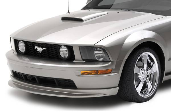 hood mustang scoop ii ford shaker 3dcarbon additional bodykits stang aholics