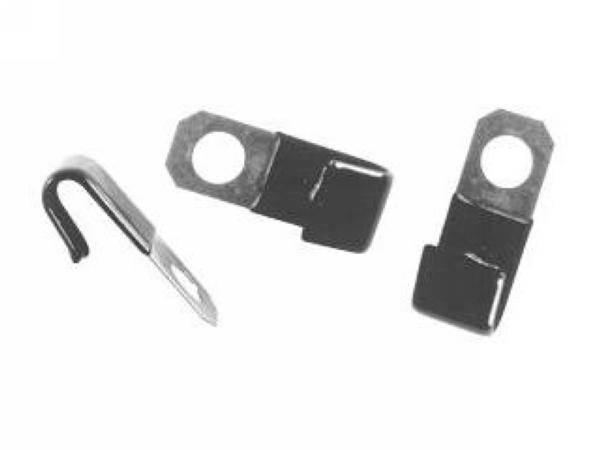 Mustang wire harness clips