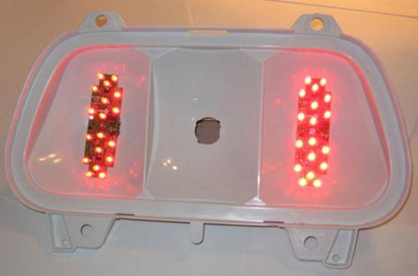 71 - 73 Mustang Led Sequential Tail Light Kit