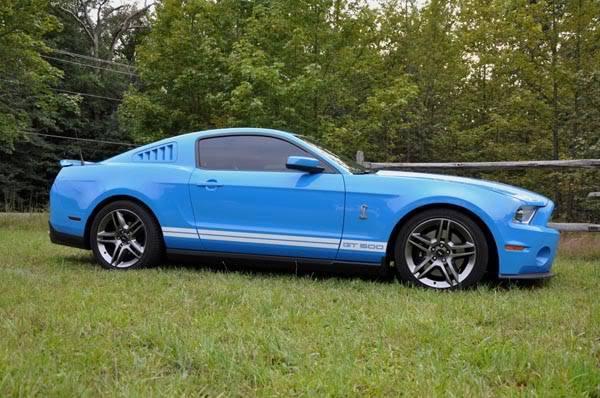 99 Mustang Cobra >> 2010 - Up Mustang Quarter Window Louver Kit, Pair