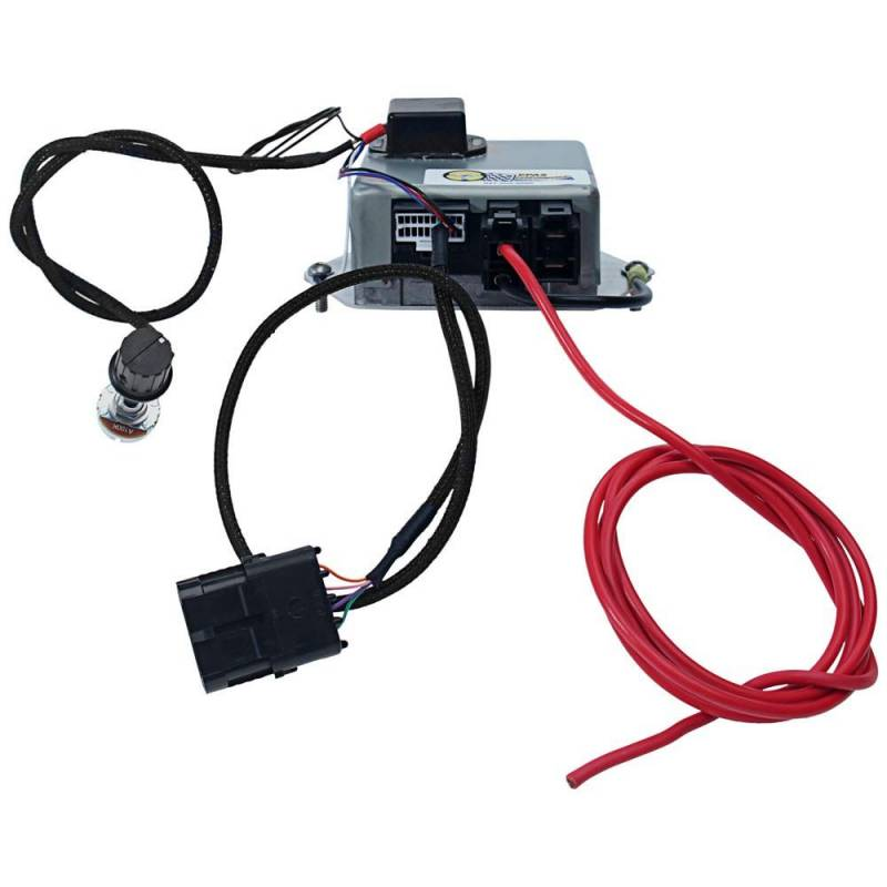 1968 Mustang Electric Power Steering Conversion Kit With