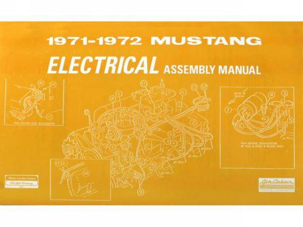 71 Mustang Wiring Schematic. . Wiring Diagram on