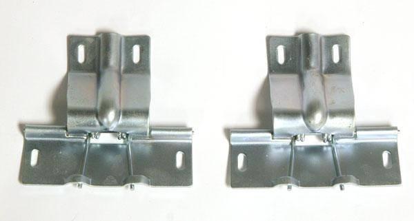 65 66 mustang fastback trap door hinges Trap door hinges