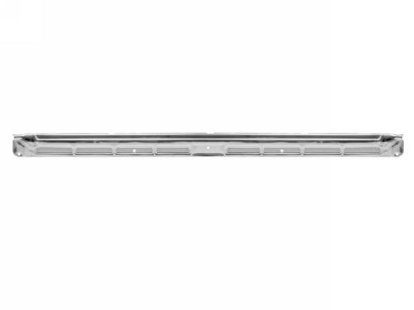 64 68 mustang coupe \u0026 fastback door sill plates, stainless steel 1968 pontiac firebird parts interior