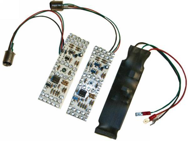 65 66 Mustang Led Sequential Tail Light Kit