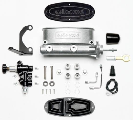 65 - 73 Mustang Wilwood Master Cylinder Combo Kit