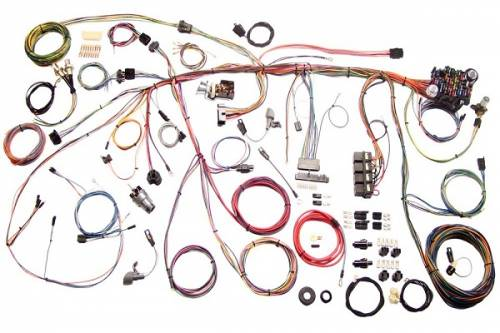 1964-1973 Mustang Parts - Electrical & Lighting