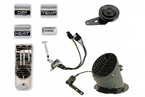 A/C & Heating - A/C & Heating Components