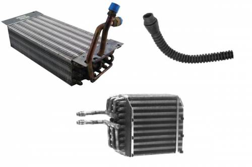 A/C & Heating - Evaporators & Related