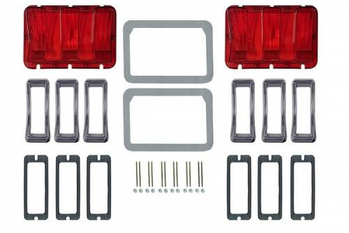 Electrical & Lighting - Tail Lights