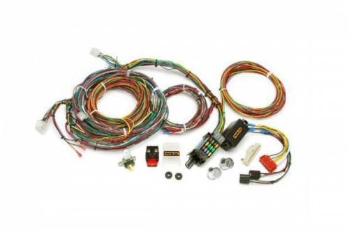 Electrical & Lighting - Wire Harnesses