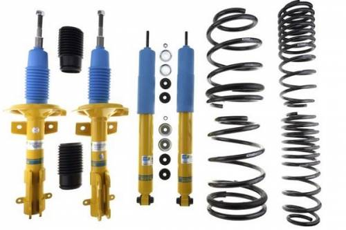 Suspension - Shocks & Struts