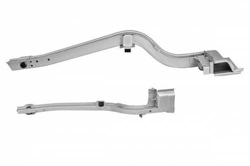 Frame - Rear Frame Rail