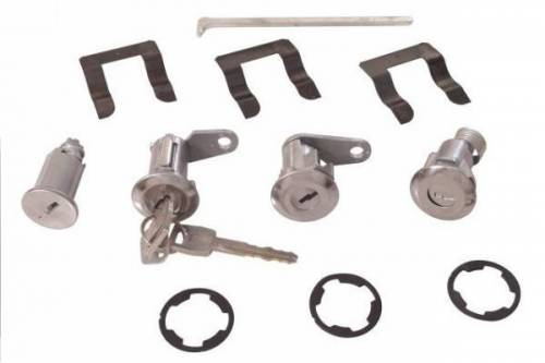 Locks & Ignition - Lock Kits