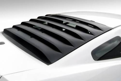 Windows - Window Louvers