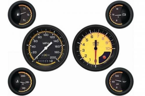 Gauges - Aftermarket Gauges