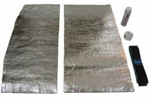 Insulation & Underlayment - Roof & Side Panels