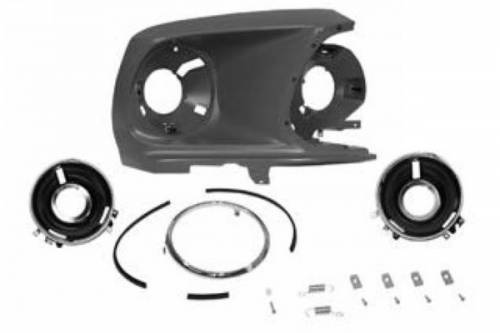 Headlight - Assemblies