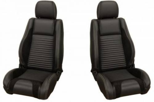 Upholstery - Front & Rear Coupe Seats