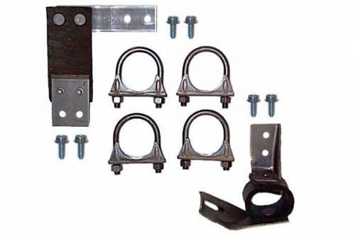 Exhaust - Hangers & Clamps