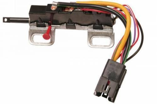 Electrical & Lighting - Ignition Switch