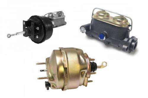 Brakes - Master Cylinders & Boosters