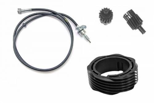 Scott Drake C2DZ-17271-G 17 Teeth Purple, Fits 4 Speed Toploader Speedometer Gear