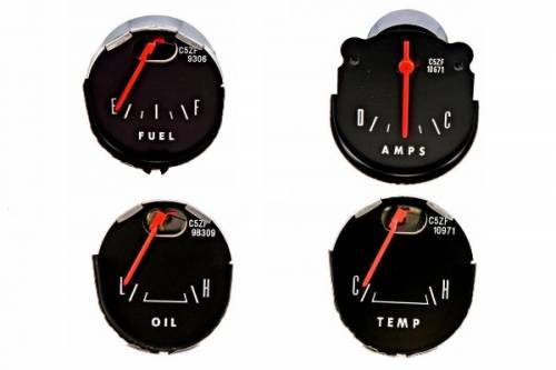 Gauges - Stock Gauges