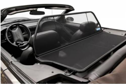 Convertible Top - Wind Deflectors