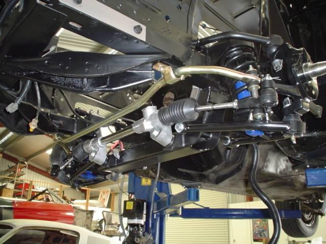 65 70 Heidts Mustang Ii Independent Front Suspension Gen 2