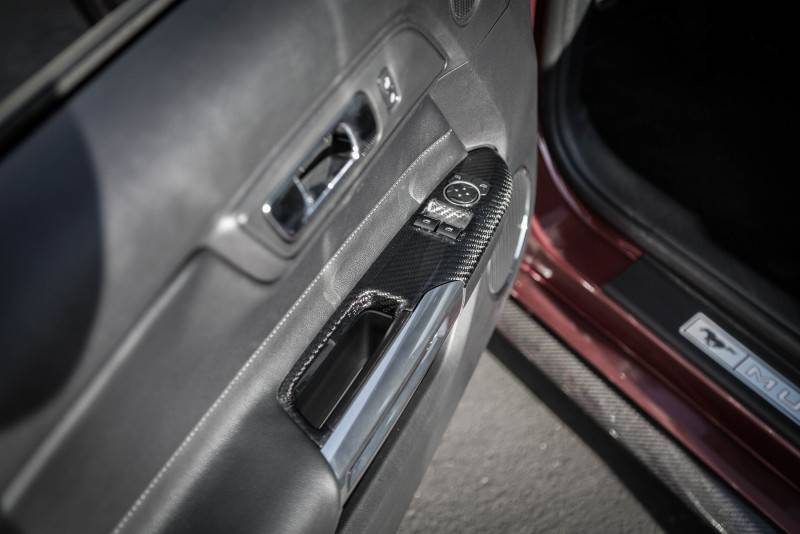 2015 2016 mustang carbon fiber lg240 window switch covers  2015 2016 mustang carbon fiber window switch covers this product will give your mustang the muscular