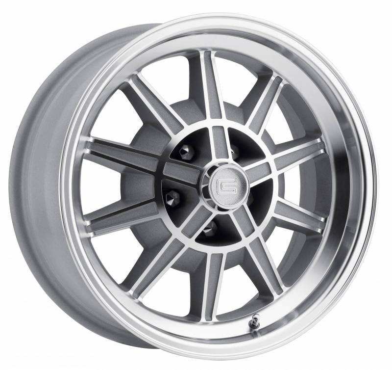 67 68 Shelby GT350 GT500 Mustang 10 Spoke Alloy Wheel 17X8