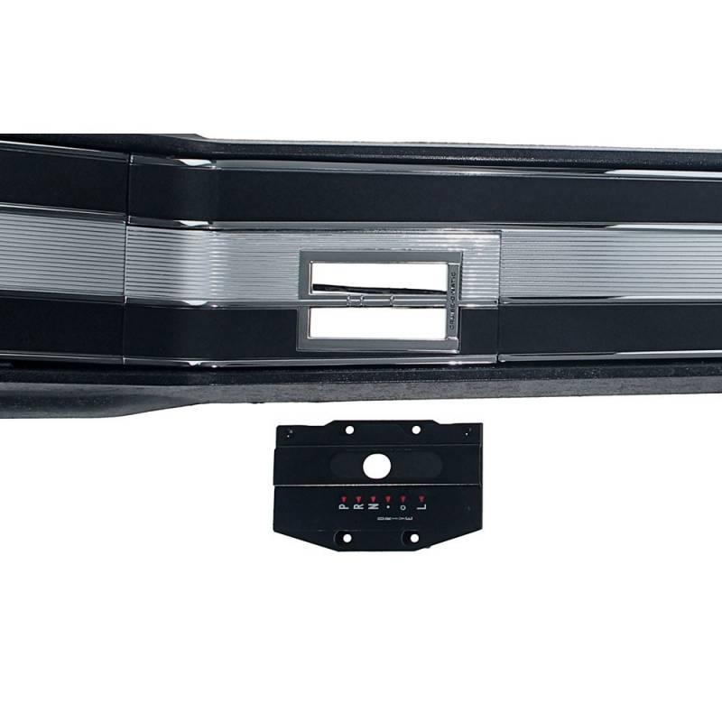 console mustang center 66 automatic assembly classic additional stang aholics