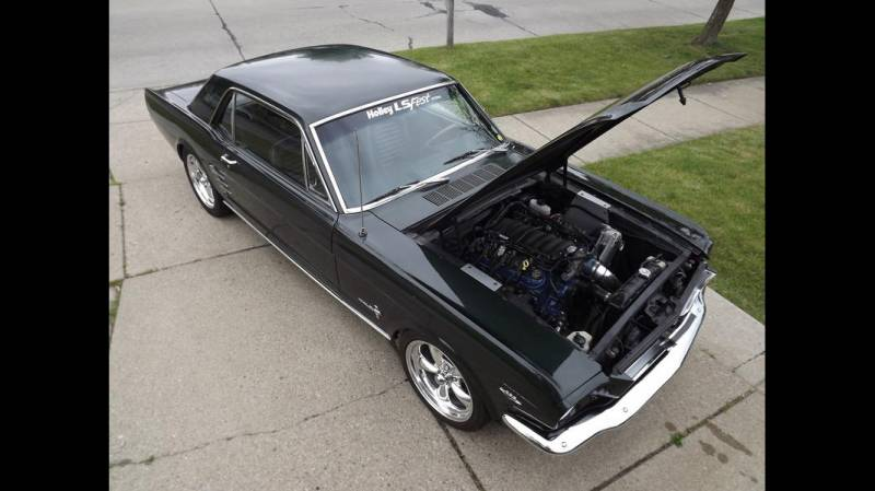 65 70 Mustang Tci Ifs Kit For Modular Ford Engines