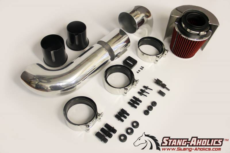 65 66 67 68 69 70 Mustang 5 0 Coyote Engine Swap Cold Air Intake Kit