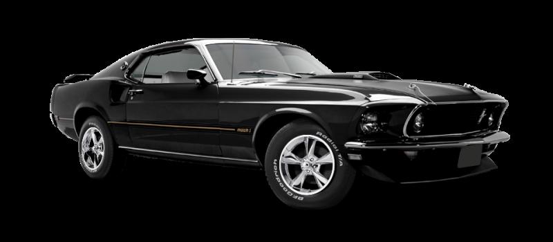 "64 - 73 Mustang Old School Chrome Wheel 17 X 7 , 4.00"" bs ..."