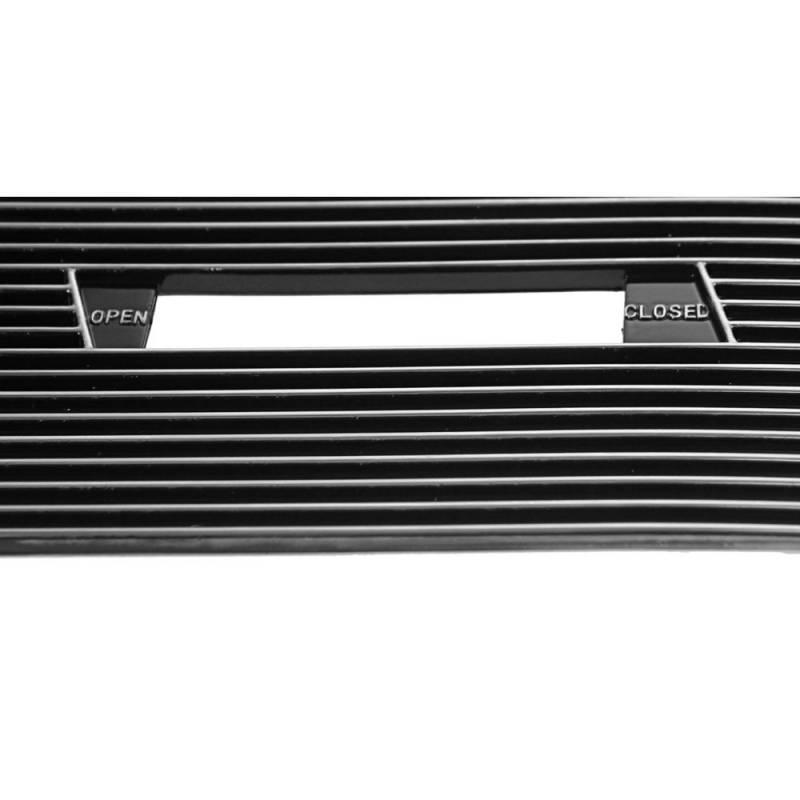 1967 68 mustang fastback interior vent grills - Interior door vent grill ...