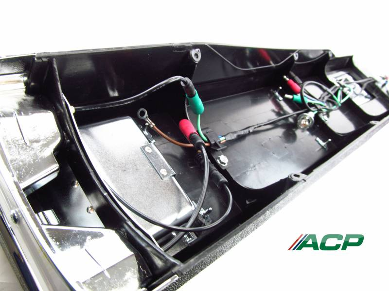 2014 Mustang For Sale >> 64 - 66 Mustang Center Console Assembly, Automatic (No A/C)