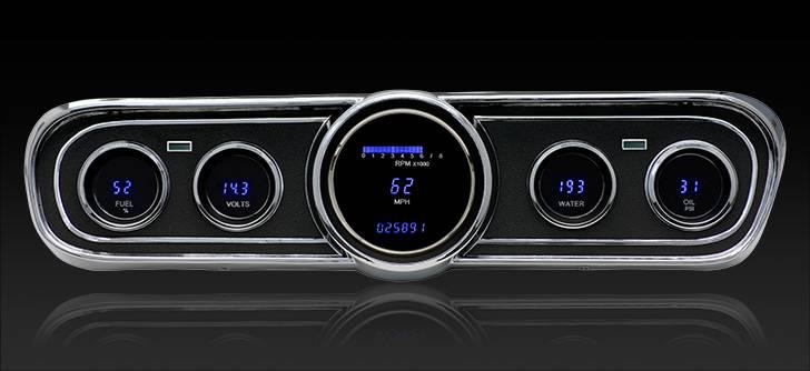 65 66 Mustang Digital Instruments Dakota Digital