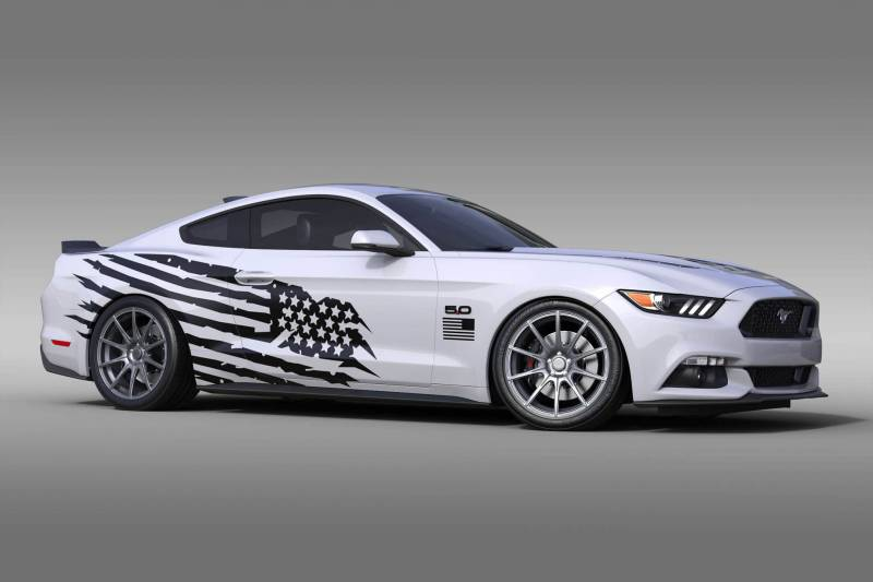 Ford Mustang Decal Sticker Ford Mustang Decal Thriftysigns