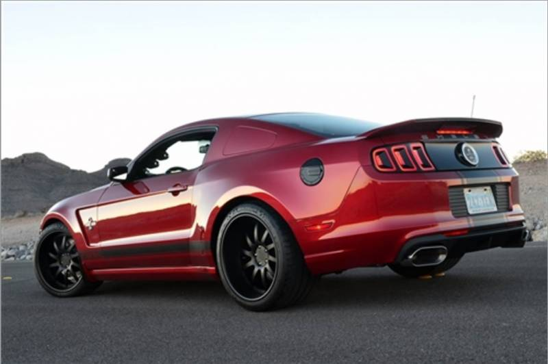 2005 2014 Mustang Shelby Wide Body Kit