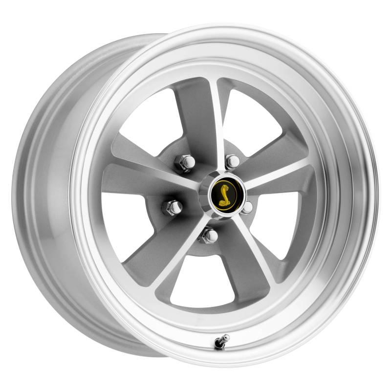 69 - 73 Mustang 15 x 7 Legendary GT9 Alloy Wheel, 5 on 4.5 ...