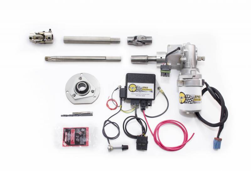 F198639105 65 66 mustang electric power steering conversion kit with ididit