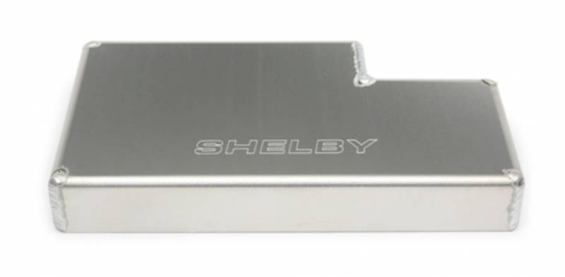 F199516613 2015 2017 mustang billet aluminum shelby fuse box cover