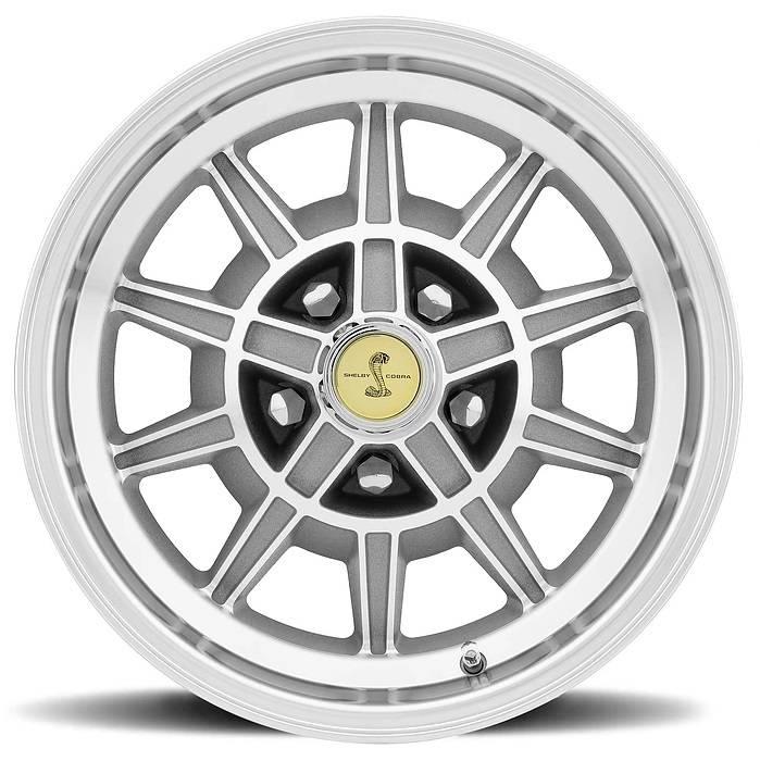 Shelby Gt500 2016 >> 67 - 68 Shelby GT350, GT500 Mustang 10 Spoke Alloy Wheel, 17X7