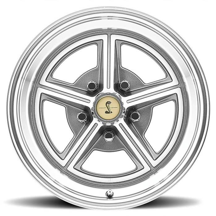Classic Muscle Cars >> 65 - 73 Mustang 15X7 Legendary Magstar Alloy Wheel ...