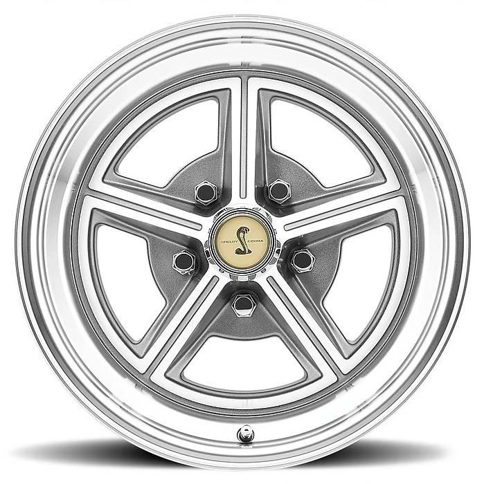 65 73 Mustang 15x7 Legendary Magstar Alloy Wheel