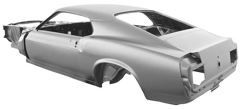Mustang Firewall Full 1969-1970 Dynacorn