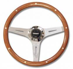 Scott Drake - 65 - 73 Mustang Mahogany Steering Wheel