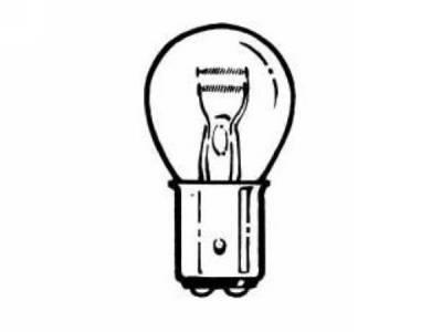 Scott Drake - 1964 - 1966 Mustang 1157 Exterior bulb